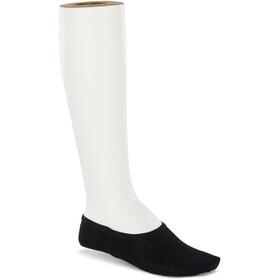 Birkenstock Cotton Sole Invisible Gots Calcetines Mujer, negro